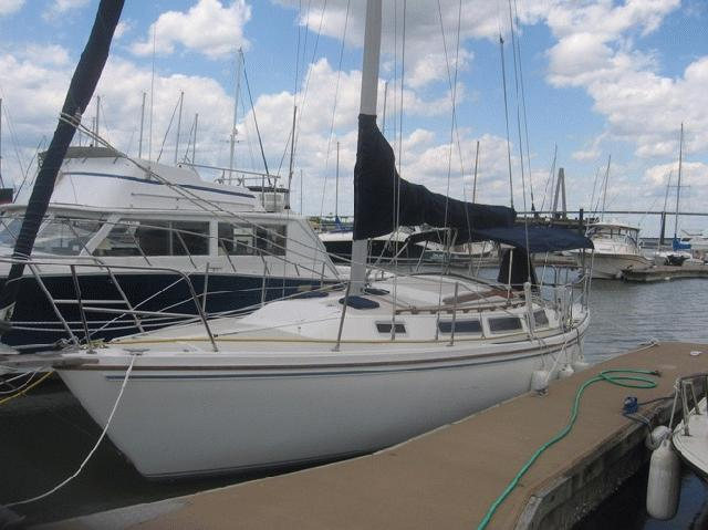 1986 Catalina 30 Sloop For Sale - Charleston, SC for $19900.00 - From ...